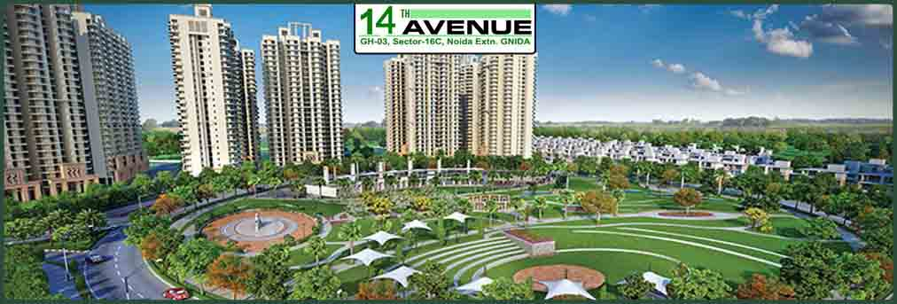 gaur city 14th avenue